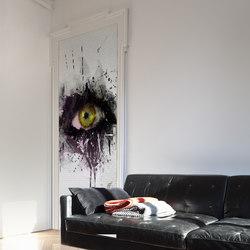 Doorpaper | Okkio | Quadri / Murales | INSTABILELAB