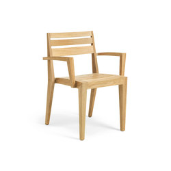 Ribot Dining armchair | Chaises | Ethimo