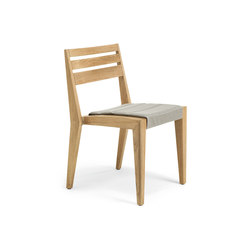 Ribot Dining armchair with Cushion | Chaises | Ethimo
