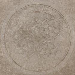 Italghisa | Impronte Tortora 60x60 cm | Piastrelle ceramica | IMSO Ceramiche