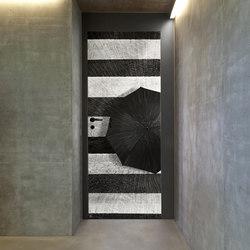 Doorpaper | Zebrano | Arte | INSTABILELAB