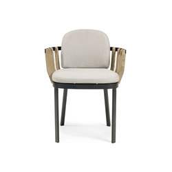 Swing Dining armchair | Sillas | Ethimo