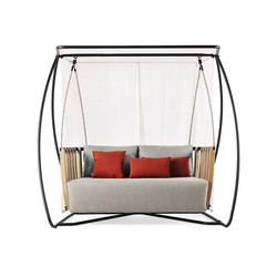 Swing Porch swing | Swings | Ethimo