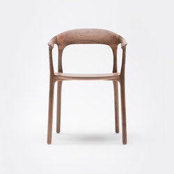 Elle Chair with Armrest | Chairs | MS&WOOD