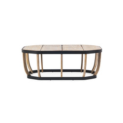 Swing Large coffee table | Coffee tables | Ethimo