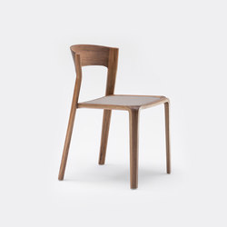 Primum Chair with Mesh | Chairs | MS&WOOD