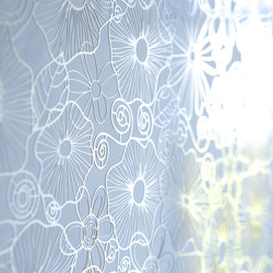 MePa - Bloom | Sound absorbing suspended panels | Caino Design