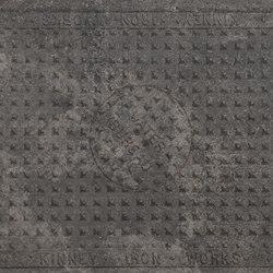 Italghisa | Impronte Antracite 45x90 cm | Planchas de cerámica | IMSO Ceramiche