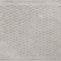 Italghisa | Impronte Grigio 45x90 cm | Planchas | IMSO Ceramiche