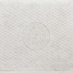 Italghisa   Impronte Bianco 45x90 cm   Ceramic panels   IMSO Ceramiche