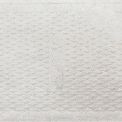 Italghisa | Impronte Bianco 45x90 cm | Ceramic panels | IMSO Ceramiche
