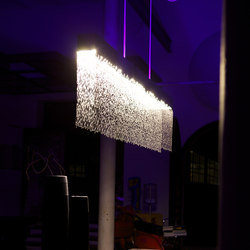 MeLED - Psyché | Suspended lights | Caino Design