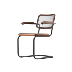 S 64 Classics in Colour | Visitors chairs / Side chairs | Gebrüder T 1819