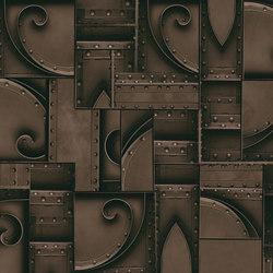 LE BILAN D'UN SIÈCLE | Wall coverings / wallpapers | Wall&decò