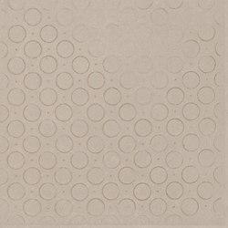 Karman Ceramica Decorata Singolo Geometrico Sabbia | Keramik Fliesen | EMILGROUP