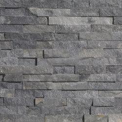 Pietre Da Rivestimento | Tramezzo Cemento 15x60 cm | Planchas de piedra natural | IMSO Ceramiche