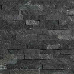Pietre Da Rivestimento | Tramezzo Dark 15x60 cm | Natural stone panels | IMSO Ceramiche
