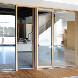 Panorama | Patio doors | ISAM