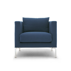 Box Armchair | Sessel | Living Divani