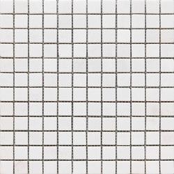 Sassi | Bianco Mosaico 30x30 cm | Natural stone mosaics | IMSO Ceramiche