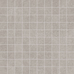 Karman Mosaico Cenere | Ceramic mosaics | EMILGROUP