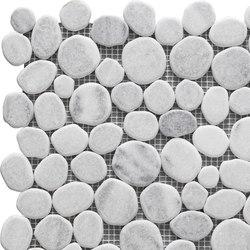 Sassi | River Fog 30x30 cm | Natural stone mosaics | IMSO Ceramiche