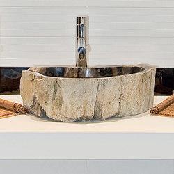 Lavabi | Fossil 26x46 cm h.15 cm | Wash basins | IMSO Ceramiche