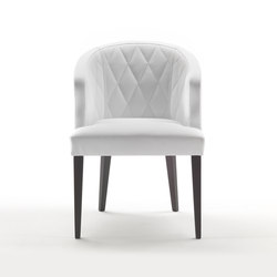 Becky Quilted Armchair | Chaises | Marelli