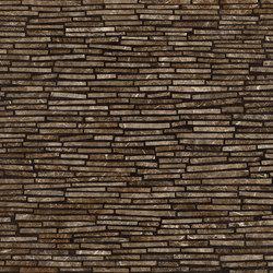 Tele di Marmo Frappuccino Pollock - battuto di listelli | Keramik Fliesen | EMILGROUP