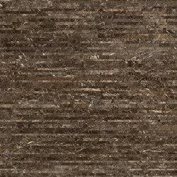 Tele di Marmo Frappuccino Pollock - doghe | Ceramic tiles | EMILGROUP