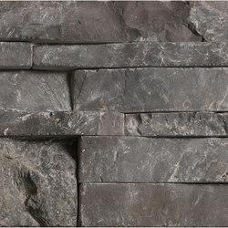Pietre Da Rivestimento | Apuane Nero 15x40,5 cm | Natural stone tiles | IMSO Ceramiche
