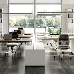 Idea+ 01 | Desks | The Quadrifoglio Group