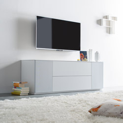 Cubo Mediafurniture | Multimedia sideboards | Sudbrock