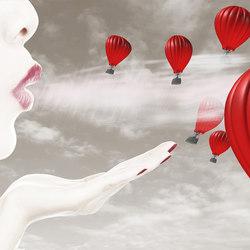 Air Balloons | Wall art / Murals | INSTABILELAB