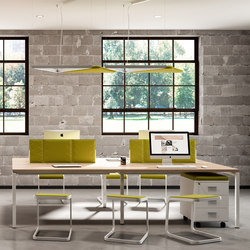 Idea+ 01 | Desks | Quadrifoglio Group