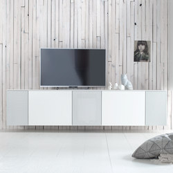 Cubo Mediafurniture | Credenze multimediali | Sudbrock