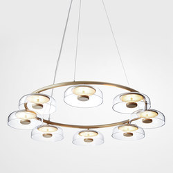 Blossi 8 | Suspended lights | Nuura