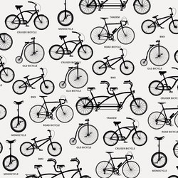 Bicycle | Wall art / Murals | INSTABILELAB