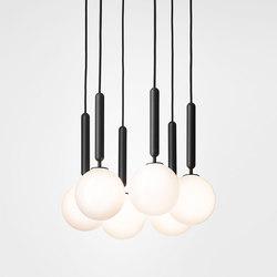 Miira 6 Opal | Suspended lights | Nuura