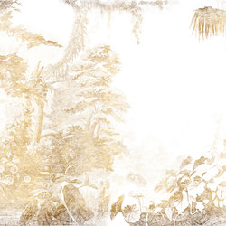 A Room With A View Saigon Garden | Bespoke wall coverings | GLAMORA