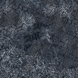 Burned | Wall art / Murals | INSTABILELAB