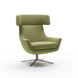 Joy Wingback Armchair | Lounge chairs | Marelli