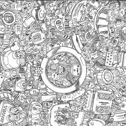 Cybernetics | Quadri / Murales | INSTABILELAB