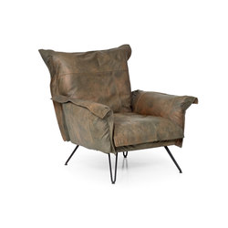 Cloudscape Chair | Poltrone lounge | Diesel by Moroso