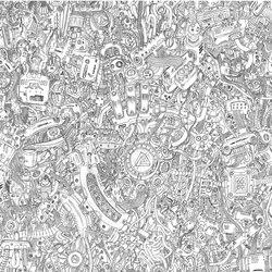Electronics | Wall art / Murals | INSTABILELAB