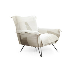 Cloudscape Chair | Poltrone | Diesel with Moroso