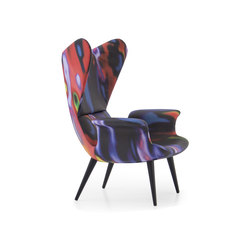 Longwave | Armchairs | Diesel with Moroso