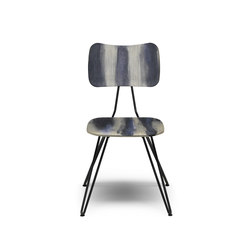 Overdyed Side Chair | Sillas | Diesel with Moroso