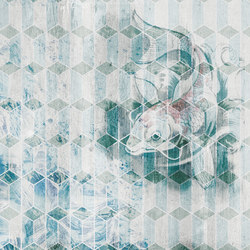 Koi | Wandbilder / Kunst | INSTABILELAB
