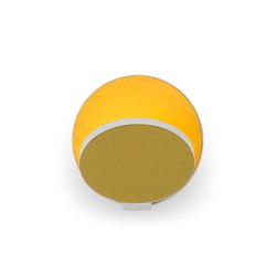 Gravy LED Wall Sconce - Honeydew Felt | Lampade parete | Koncept